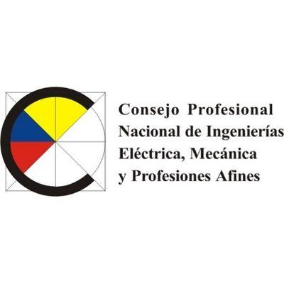 Logo Consejo Profesional Nacional de Ingenierías
