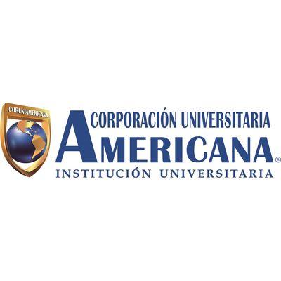 Logo Corporación Universitaria Americana