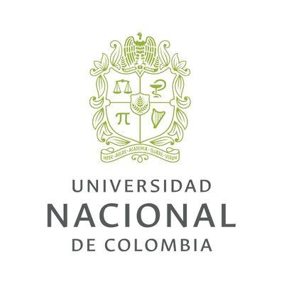 Logo Universidad Nacional de Colombia