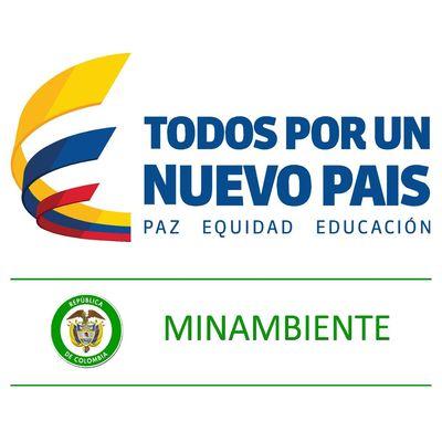 Logo Ministerio de Ambiente