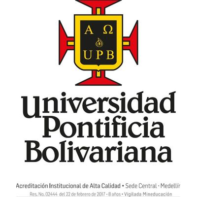 Logo Universidad Pontificia Bolivariana