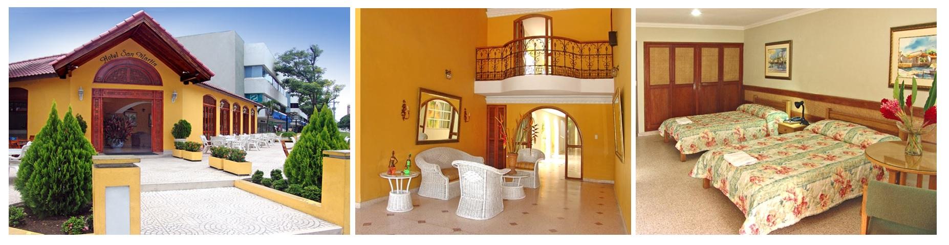 Hotel San Martín Superior Tourist Range